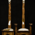 Steer Head Chairs